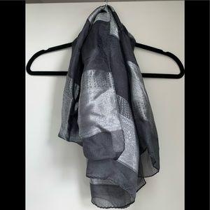 Perfect match 100% silk scarf